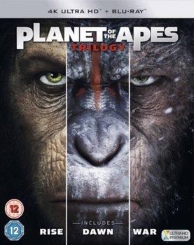 Planet of the Apes Trilogy (brak polskiej wersji językowej)-Wyatt Rupert, Reeves Matt