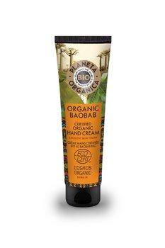 Planeta Organica, Baobab, krem do rąk zmiękczająco-odżywczy, 75ml-Planeta Organica