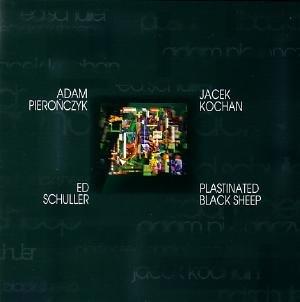 Plastinated Black Sheep (24-karat Gold CD)-Adam Pierończyk Trio