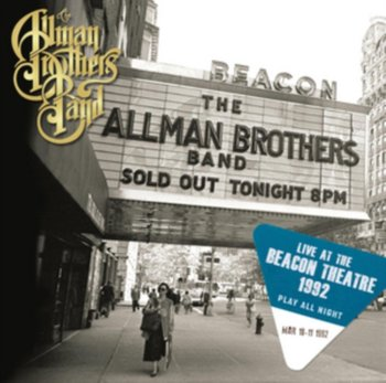Play All Night: Live At The Beacon Theater 1992-The Allman Brothers Band