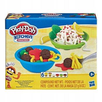 Play-Doh, ciastolina spaghetti kuchnia makaron 3+