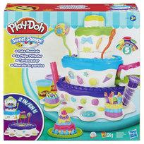 Play-Doh, masa plastyczna Tort urodzinowy