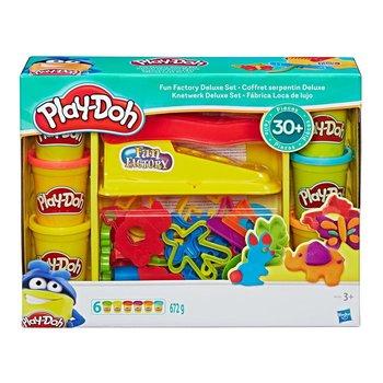 Play-Doh, masa plastyczna  Zabawna Fabryka, zestaw -Play-Doh