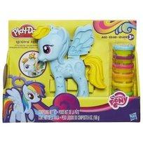 Play-Doh, masy plastiyczne Salon fryzjerski Rainbow Dash