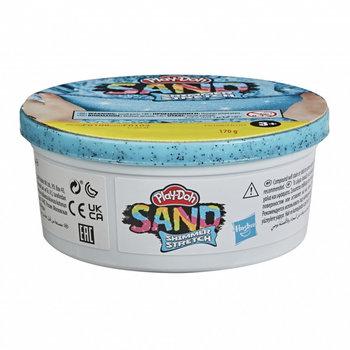 Play-Doh, piasek kinetyczny Sand Brokatowy, niebieski-Play-Doh
