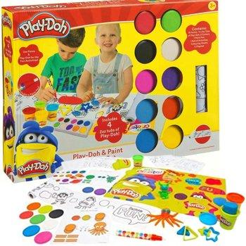 Play Doh, zestaw kreatywny do kolorowania -Play-Doh