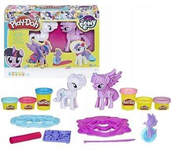 Play Doh, zestaw kreatywny Zabawa Modą Twilight Sparkle, B9717-My Little Pony