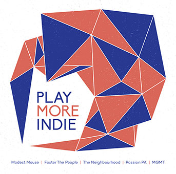 Play More Indie - Various Artists