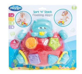 Playgro, zabawka do kąpieli Hipcio-Playgro