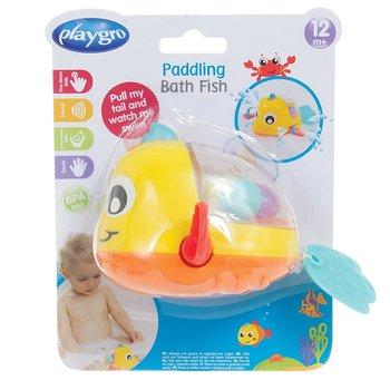 Playgro, zabawka do kąpieli Pływająca rybka-Playgro