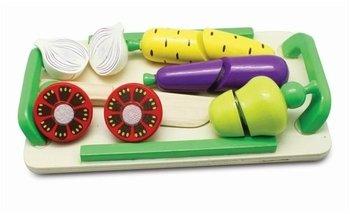 Playme Brimarex, deska z warzywami do krojenia-Playme Brimarex