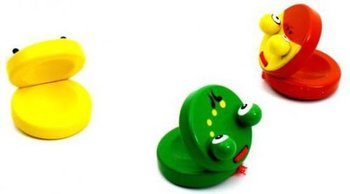 Playme Brimarex, kastaniety dla dzieci Zwierzaki-Playme Brimarex