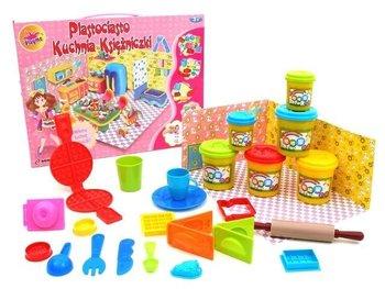 Playme Brimarex, masa plastyczna Plastociasto Kuchnia Księżniczki, zestaw -Playme Brimarex