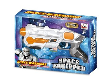 Playme, pistolet kosmiczny-Playme