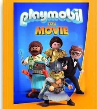 Playmobil Film Box 36 Saszetki z Naklejkami