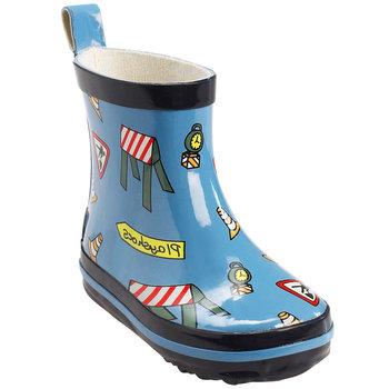 Playshoes, Kalosze chłopięce, rozmiar 18-Playshoes