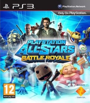 Playstation All-Star Battle Royale - BluePoint Games