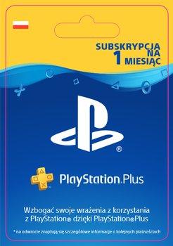 b4a32fc108de9 PlayStation Plus - 1 miesiąc ( ) - | Gry i programy Sklep EMPIK.COM