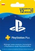 PlayStation Plus - 12 miesięcy