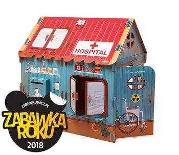 PlayToyz, domek ogrodowy Szpital XL-PlayToyz