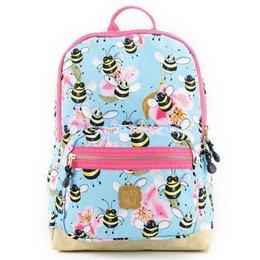 Plecak dla dziewczynki Pick & Pack Bee M - sky blue