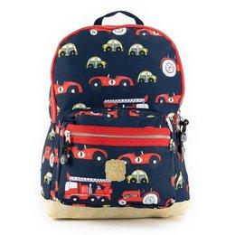 "Plecak dziecięcy na laptopa 13"" Pick & Pack Cars M - navy"