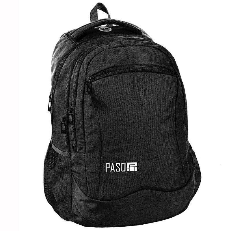 1ab62bd07b24c Plecak młodzieżowy, czarny - | Sklep EMPIK.COM