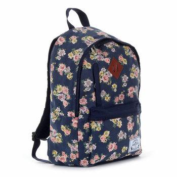 e3023fb020b97 Plecak młodzieżowy, Kwiaty Vintage - | Sklep EMPIK.COM