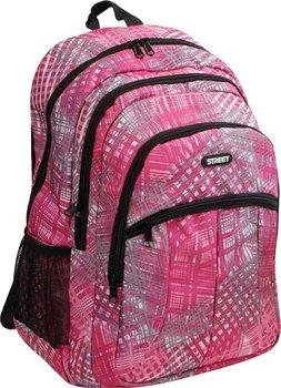 Plecak młodzieżowy, różowy-Eurocom