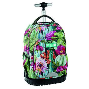 00e03ffde4548 Plecak na kółkach, kwiaty - | Sklep EMPIK.COM
