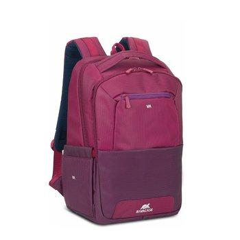 "Plecak na laptop 15,6"" RIVACASE Suzuka 7767 Fioletowy - fioletowy-RivaCase"