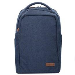 "Plecak na laptop 15.6"" TRAVELITE BASICS 96311-20 Granatowy - czarny"