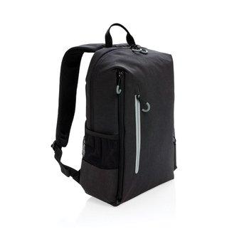 """Plecak na laptopa 15"""" z ochroną RFID Lima Czarny - czarny-XD COLLECTION"""