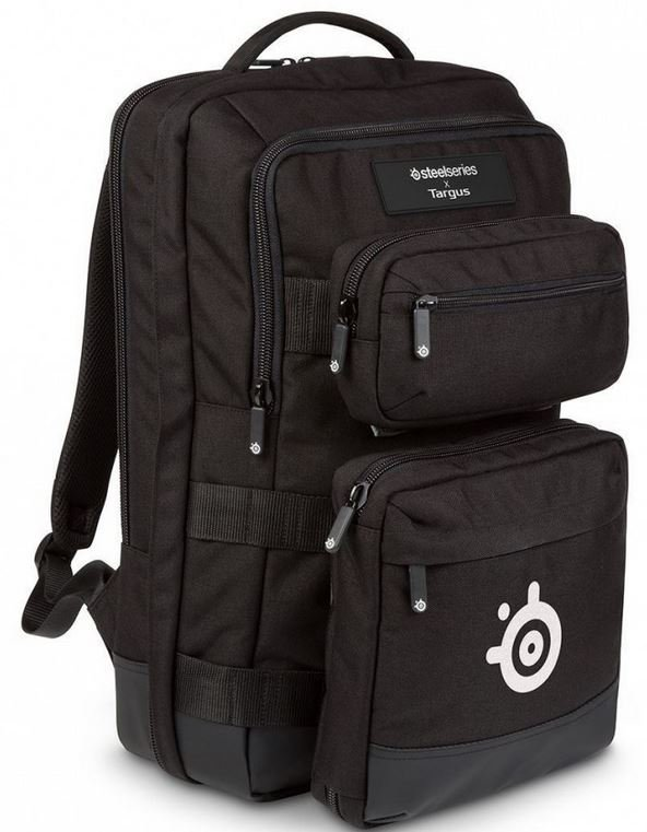 "a6ca3b4a7e31d Plecak na laptopa do 17.3"" TARGUS SteelSeries Sniper Gaming BackPack  TSB941EU - Targus 