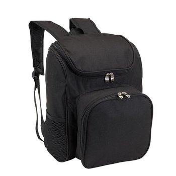 Plecak piknikowy, chłodzący KEMER OUTSIDE Czarny - czarny-KEMER
