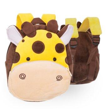 Plecak przedszkolaka, pluszowy żyrafa-Kontext