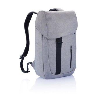 Plecak sportowy z miejscem na laptopa Osaka Szary-XD COLLECTION