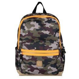 Plecak szkolny Pick & Pack Camo M - camo green