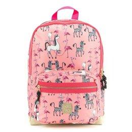 Plecak szkolny Pick & Pack Royal Princess M - bright pink