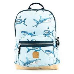 Plecak szkolny Pick & Pack Shark M - light blue