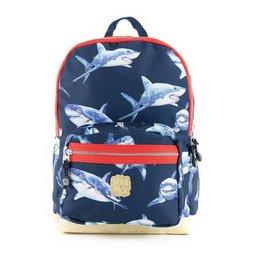 Plecak szkolny Pick & Pack Shark M - navy