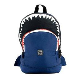 Plecak szkolny Pick & Pack Shark Shape M - navy