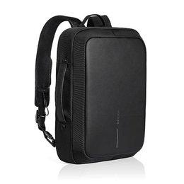 """Plecak / torba, antykradzieżowy na laptop 15.6"""" Bobby Bizz Czarny"""