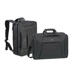 "Plecak / Torba na laptop 16"" RIVACASE Central 8290 Czarny"