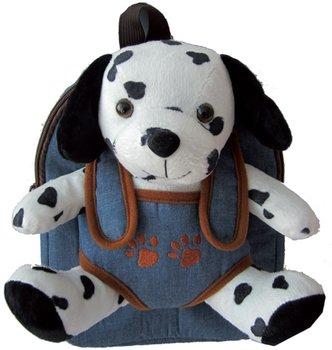 39ef3c4e92470 Plecak z odpinaną maskotką, Dalmatyńczyk - Copywrite | Sklep EMPIK.COM
