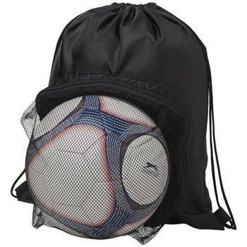 Plecak z siatką na piłkę KEMER Goal Soccer Czarny - czarny-KEMER
