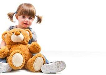 Pluszak – pierwszy przyjaciel dziecka