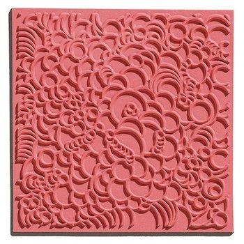 Płytka z teksturą, Bąbelki-Cernit
