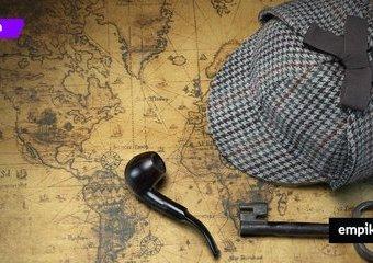 Po co Sherlockowi fajka? Kultowe literackie atrybuty