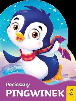 Pocieszny pingwinek-Kozłowska Urszula